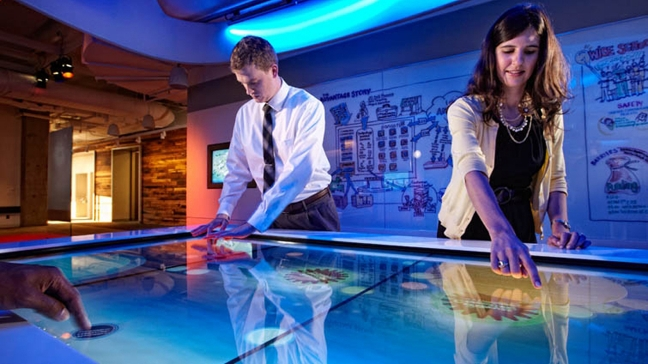 Johnson Controls Interactive Tables